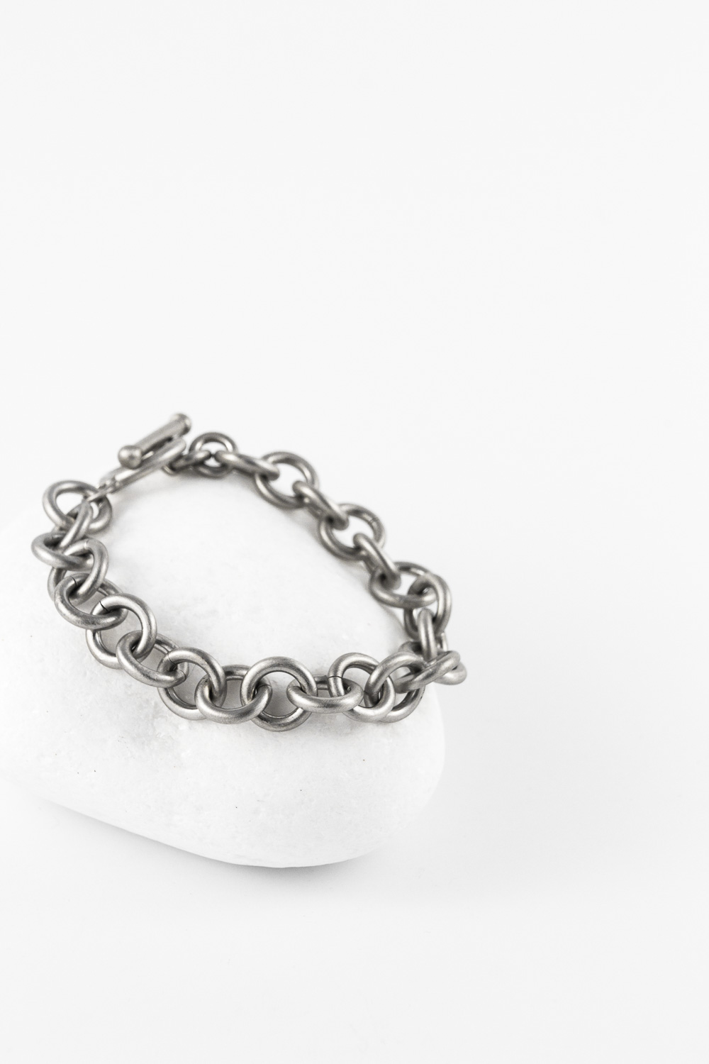 Bracelet All Links, Silver