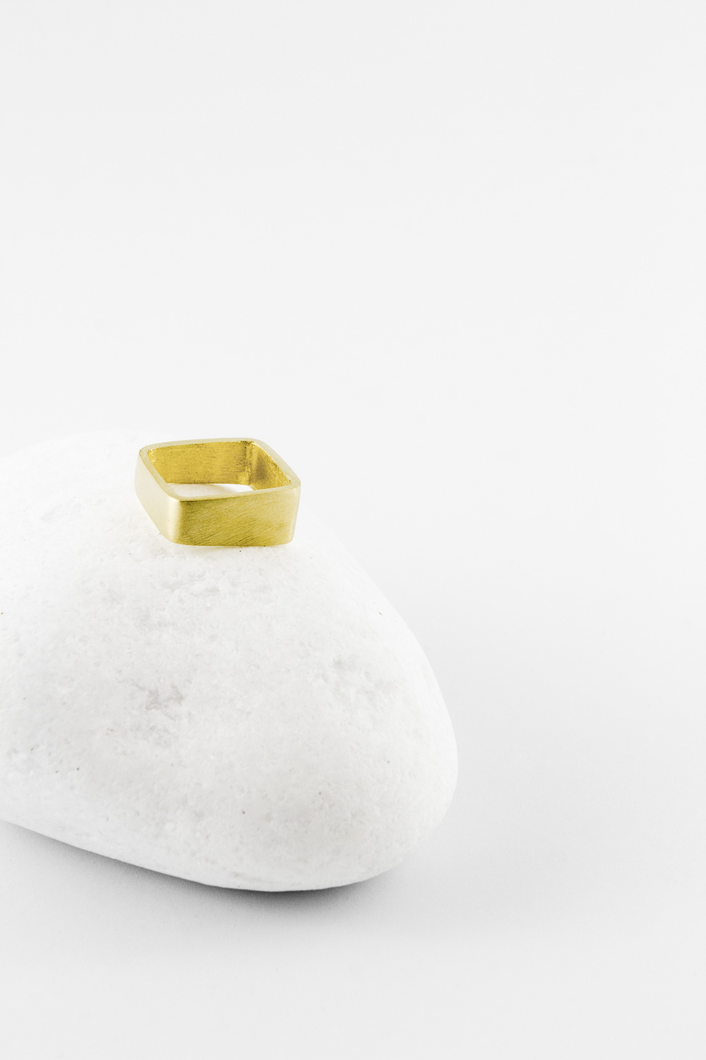 Ring Trapeze, Gold