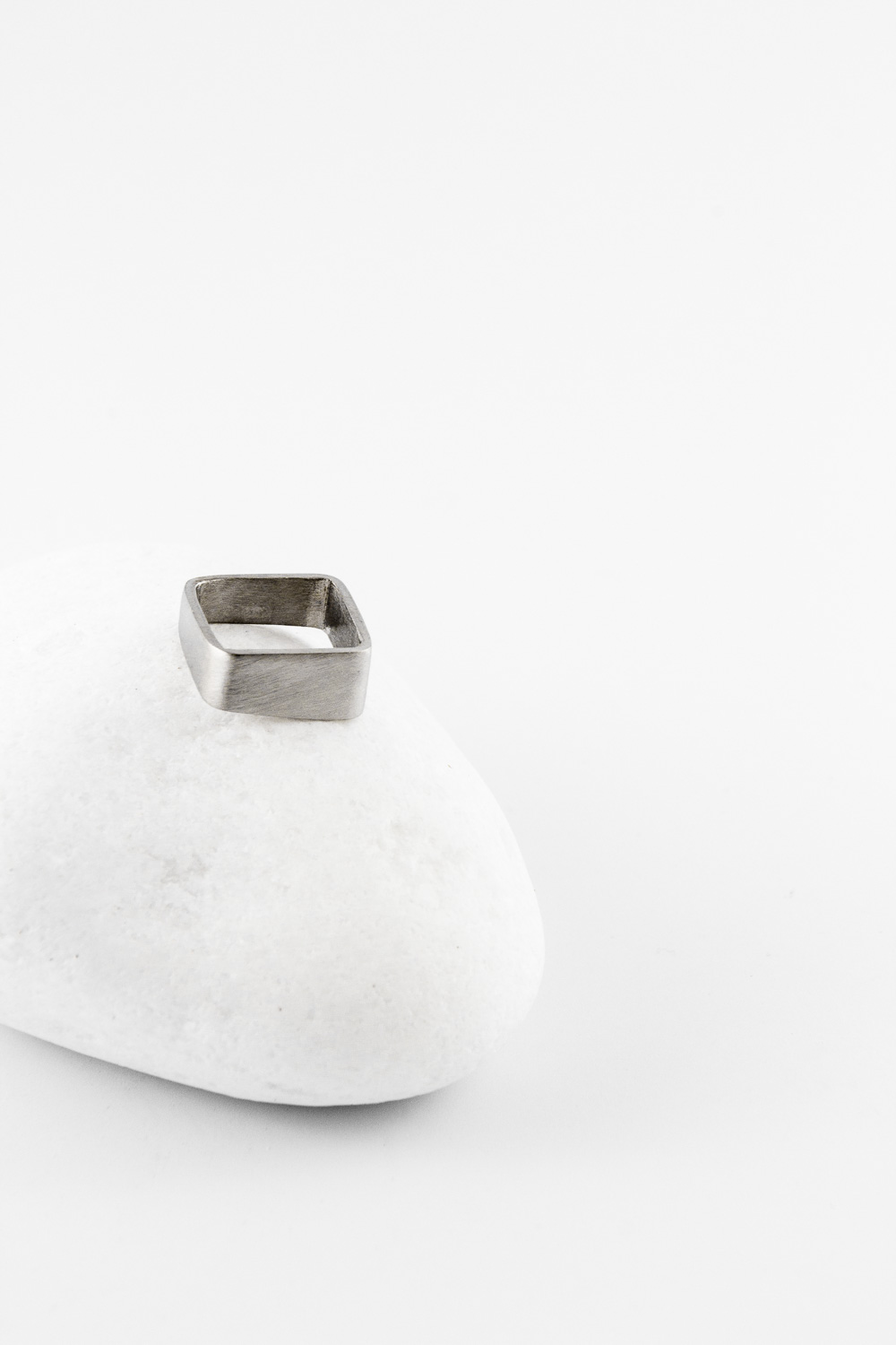 Ring Trapeze, Silver