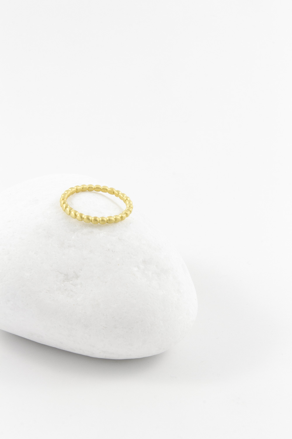 Ring Sphere, Gold