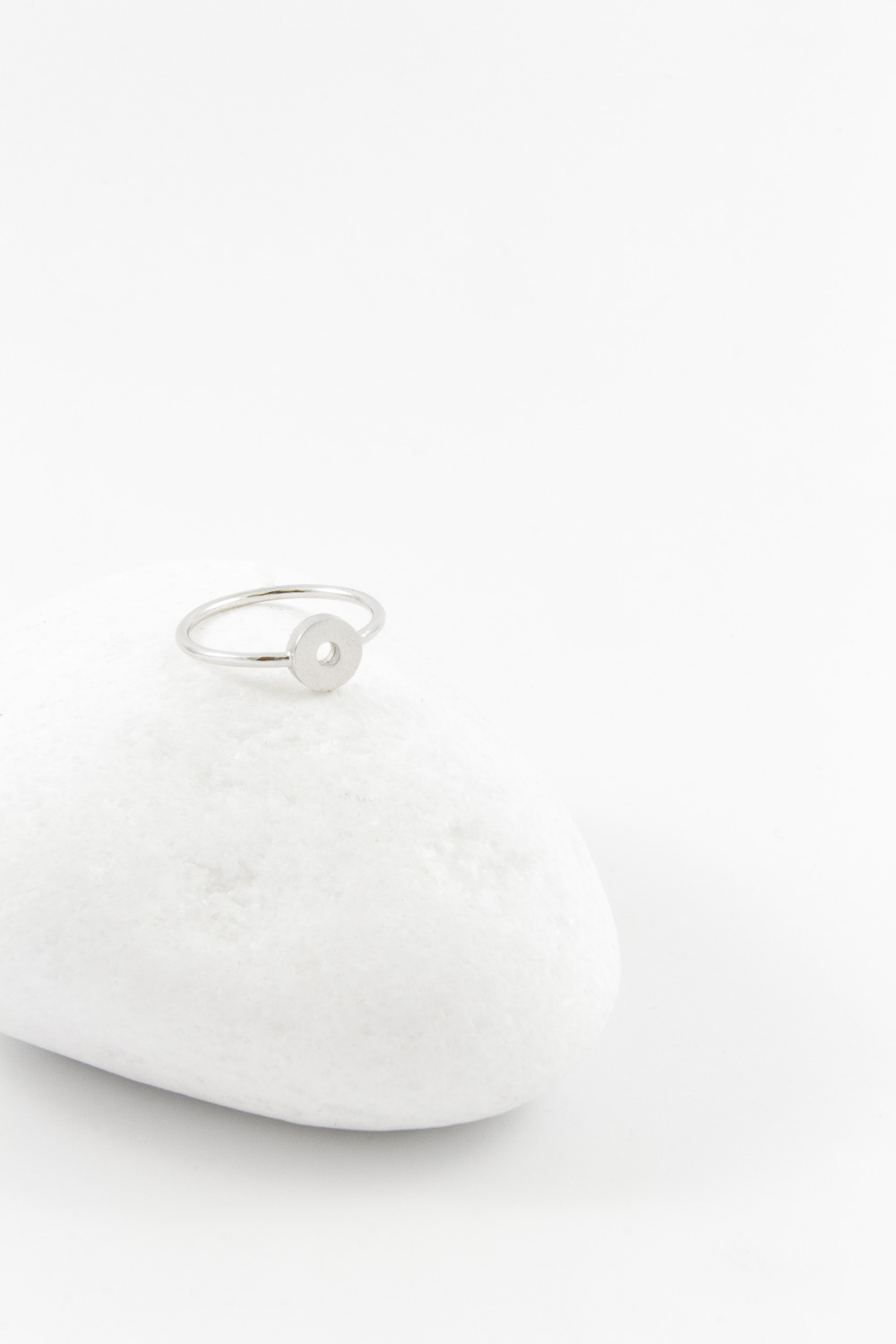 Ring Coin, Silver