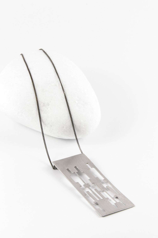 Necklace Universe, Silver