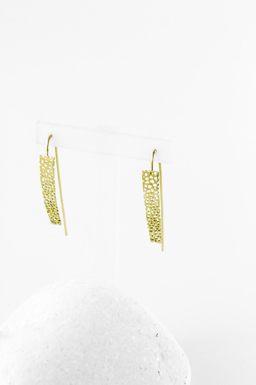 Earrings Perfor, Gold