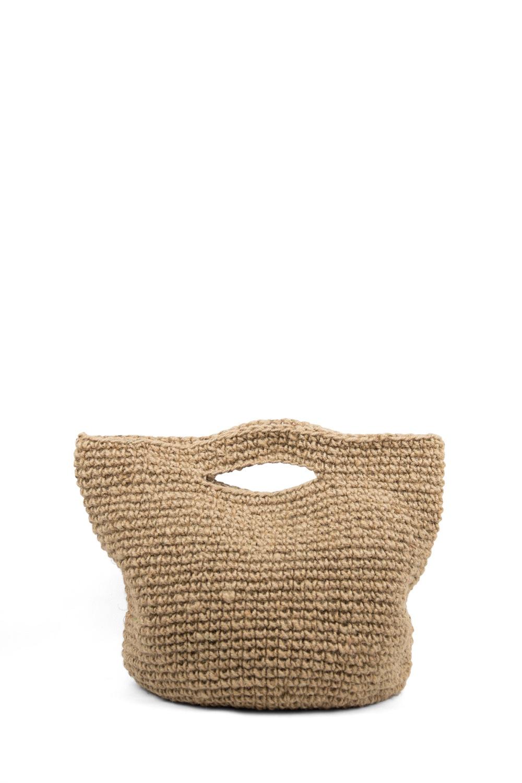Bag Jute Simplicity, Natural