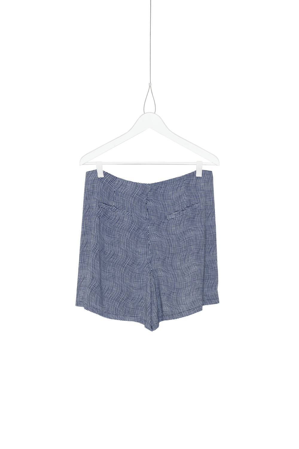 Shorts Dan Fun, Blue / White