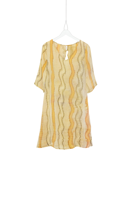 Dress Joy, Mustard