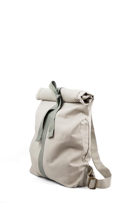 Backpack Line, Grey / Grey
