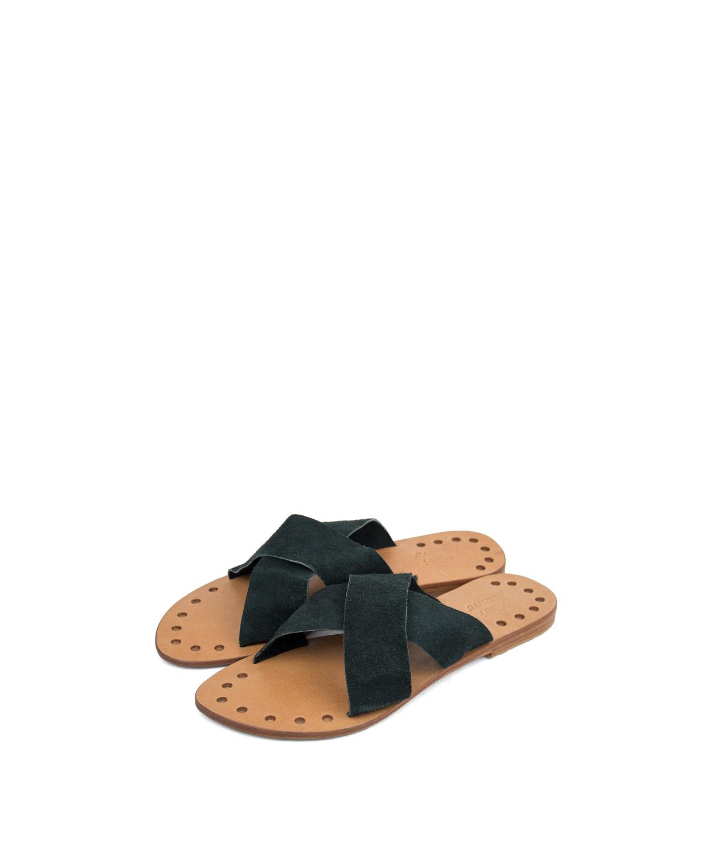 Sandals X, Black