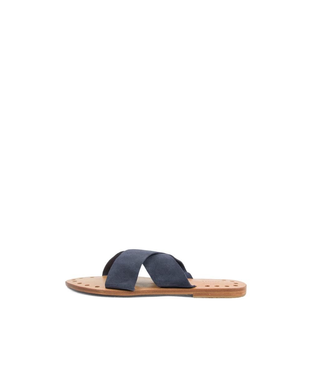 Sandals X, Purple Blue