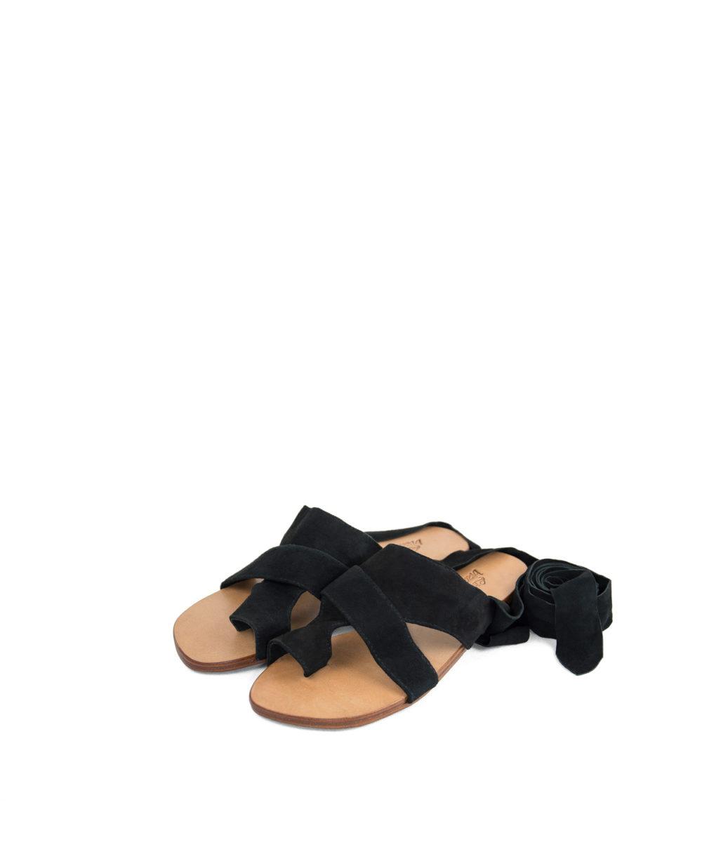 Sandals Juno, Black